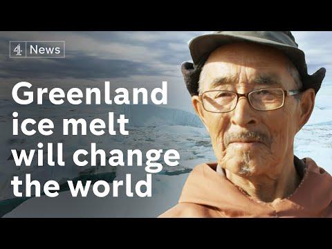How Greenland's massive