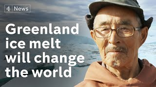 How Greenland's massive ice melt will totally transform the world