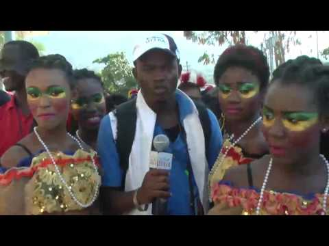 CARNAVAL HAITI PORT AU PRINCE 2017