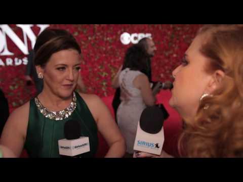 2016 Tony Awards: Julie James s Jennifer Simard