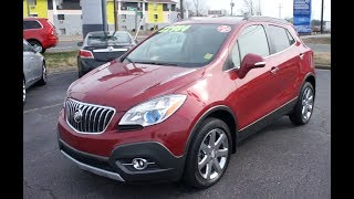 2014 Buick Encore Walkaround, Start up, Tour and Overview