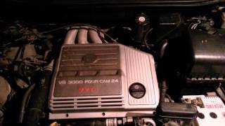 Lexus RX 300 работа двигателя(, 2015-11-28T16:38:45.000Z)
