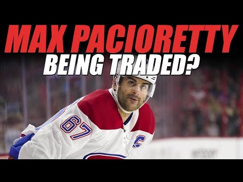 Max Pacioretty Being Traded?