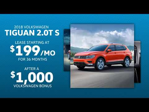 Jeff Smith VW - March Lease Specials
