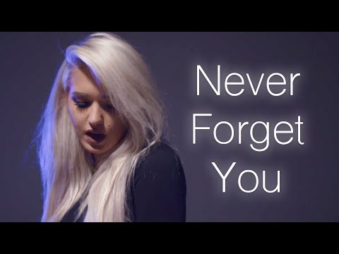 Never Forget You - Zara Larsson & MNEK  |  Macy Kate Cover