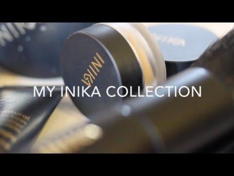 My Inika Collection   Australian, Cruelty Free, Vegan, Organic Makeup