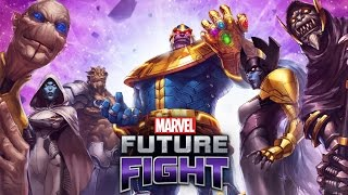 The Black Order Storms Marvel Future Fight