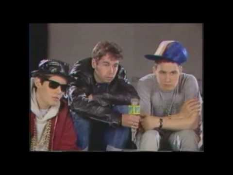 Beastie Boys HD : Uncut MTV Interview - 1987