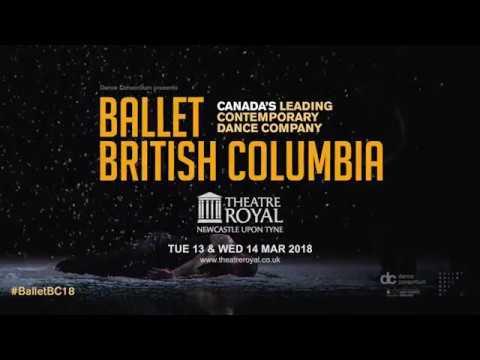 Ballet British Columbia - Newcastle Theatre Royal