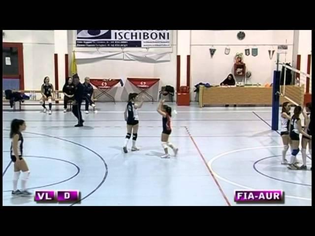 Fiano Romano vs Aurelio - 5° Set