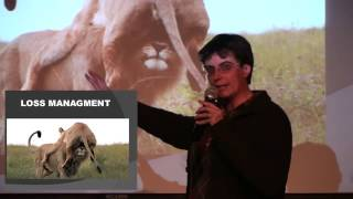 "Allegra Lingo - PowerPoint Karaoke - ""Organic Gardening"""