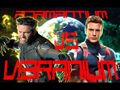What is Stronger: Adamantium or Vibranium?