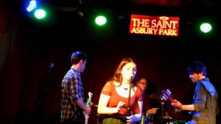 Taylor Tote playing at the Saint in Asbury Park