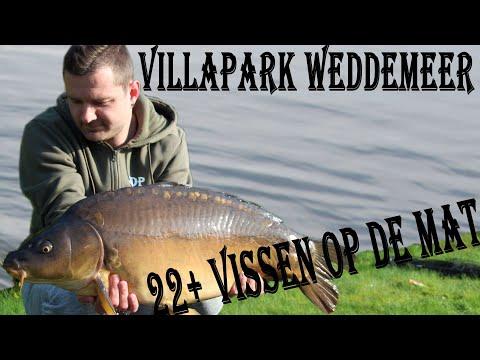 [JDP Carpteam] TRIPLE RUN! + 22 Karpers! Villapark Weddermeer Eerste Sessie #1
