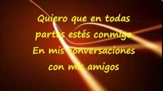 No hay paredes - Jesús Adrián Romero - Con Letra
