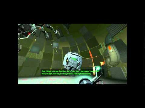 (Spoiler) Portal 2 - A thorn in Wheatley's side
