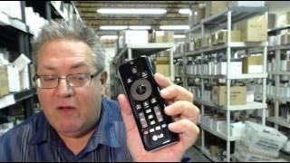 Original LG AKB73597001 3D HDTV Remote Control (Google TV) - $5 Off! - ElectronicAdventure.com
