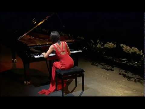 Yuja Wang Plays Prokokiev Sonata No. 6 Opus 82 - Mov.1 and 2