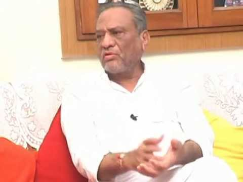 Dinsha Patel Former Union Cabinet Minister Mines Interview by Devang Bhatt