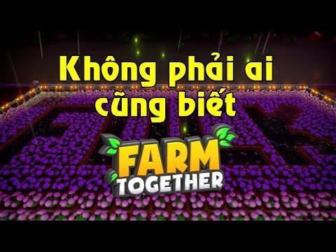 Những Điều Không Phải Ai Cũng Biết Trong Farm Together