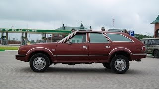 Мнение Владельца: AMC Eagle Wagon 4WD (Music Video)
