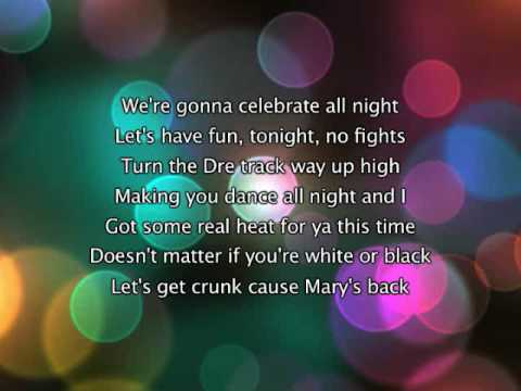Mary J Blige  Family Affair, Lyrics In