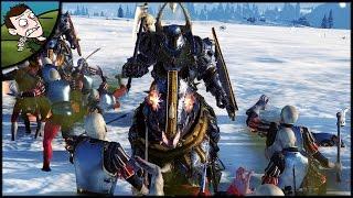 CHAOS VARANGUARD v 6000 ZOMBIES! Total War WARHAMMER Mod Gameplay