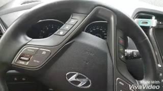 Авилон и ломучий Hyundai Grand Santa Fe