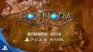 Pox Nora - E3 Trailer | PS4, PS Vita