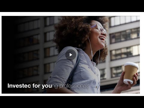 What you get as a young professional with Investec Private Banking