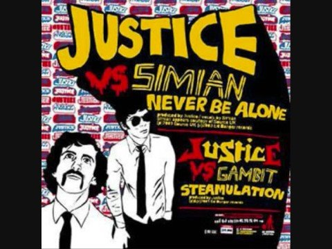 Justice vs. Simian - We Are Your Friends