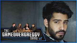 Rahul Kohli (Special Guest) - The GameOverGreggy Show Ep. 124