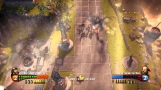 Gatling Gears Co-Op Let