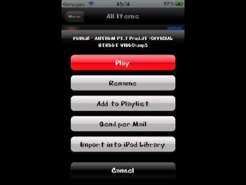 Guida su come scaricare musica direttamente da ipod
