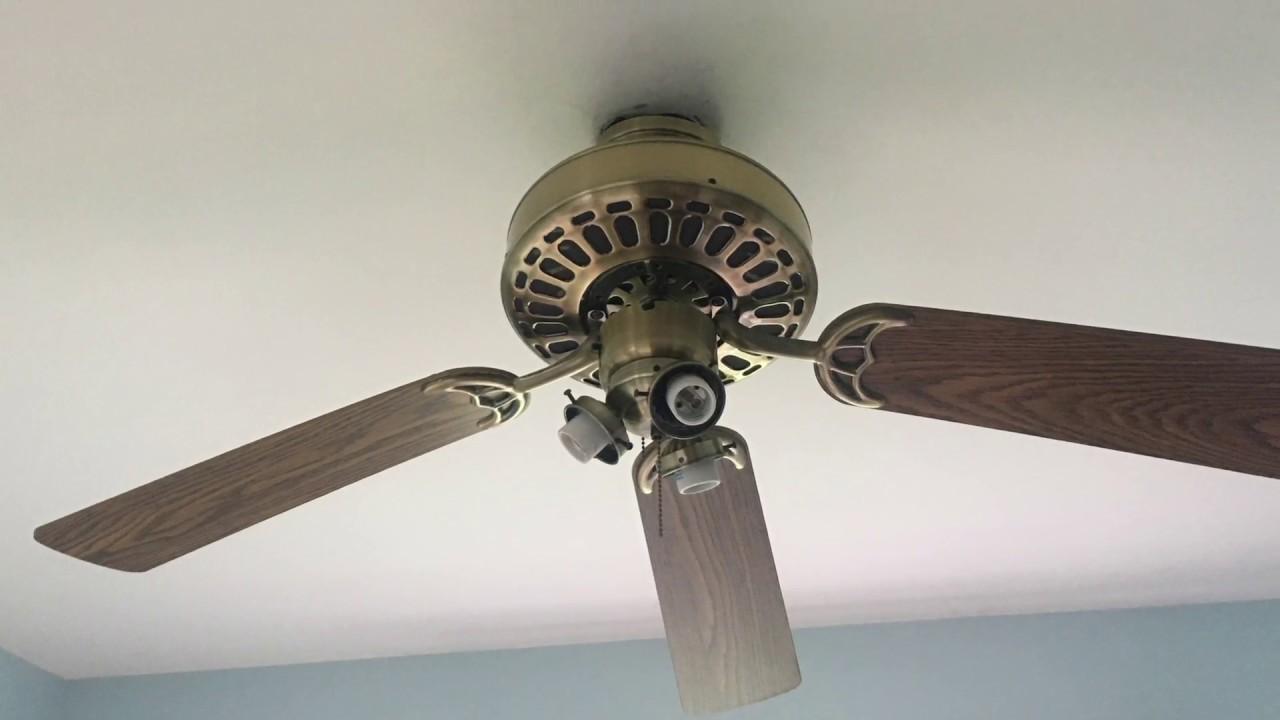 Quorum 52 Classic Ceiling Fan Installation