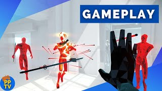 Video SUPERHOT PS4 Gameplay | Pure PlayStation download MP3, 3GP, MP4, WEBM, AVI, FLV November 2018