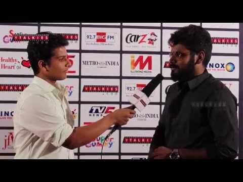 Publicity Designer Omkar Kadiyam at Ytalkies 'Terminator Genisys' Premiere - Ytalkies Exclusive