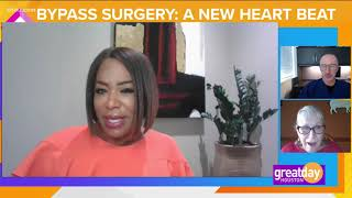 KHOU - Great Day Houston - Bypass surgery allows patient to get back on beat
