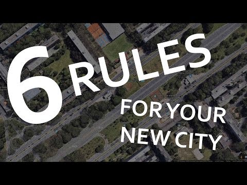 Brasilia: Don't Do This! - 6 Rules for Building a New City