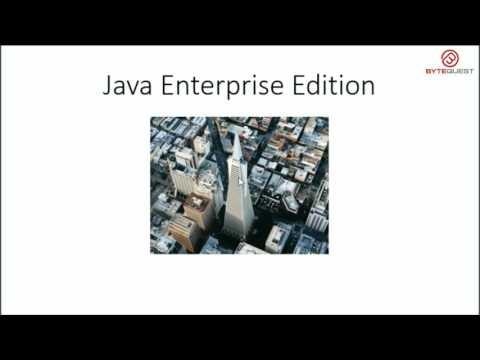 Java Bytes 1 -  Java SE, Java EE & Java ME