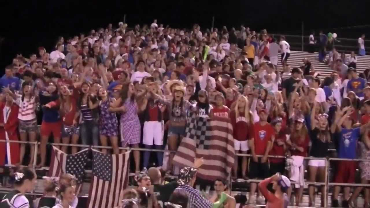 Boylan Student Section Class of 2012 - Rockford, IL - YouTube
