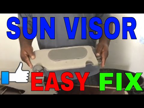 Buick Lesabre Sunvisor Recovering