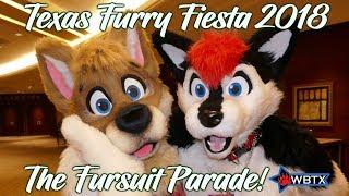 tff 2018 texas furry fiesta fursuit parade 60 fps