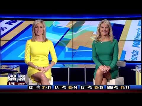 Ainsley Earhardt & Heather Childers 2-4-2014