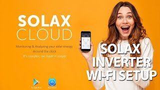 Solax Inverter Wifi Setup