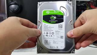 [UNBOXING] HDD SEAGATE Barracuda 1 TB 64mb, Sata 6 gbps (PT-BR)