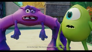 Disney Infinity - Monsters University Play Set - Part 10