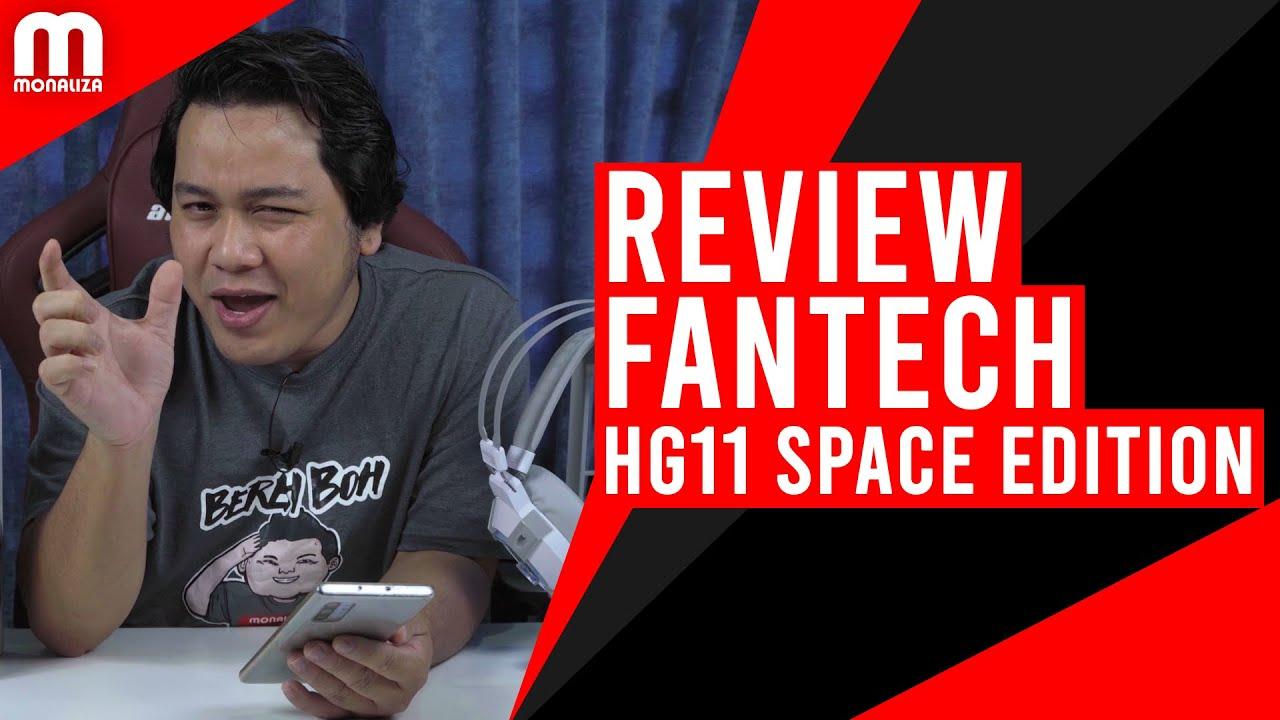 Tecware Q5 Sampah,Fantech HG11 Padu - Review Fantech HG11