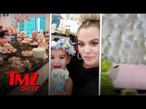 Kardashian Cake Cursed With A Cockroach | TMZ TV