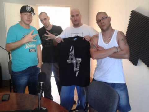 Ghetto Radio 2014 - Game Kutya & DosE Interjú (06.22.) @ Szinva Rádió Miskolc